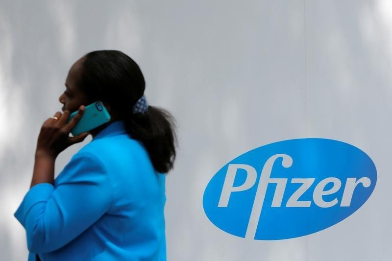 Pfizer decides against splitting into two companies
