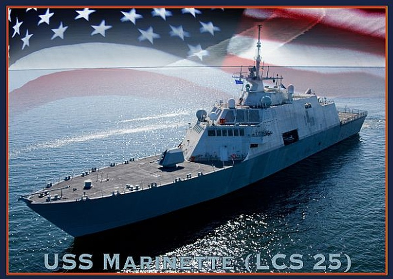 Image result for USS Marinette (LCS 25)