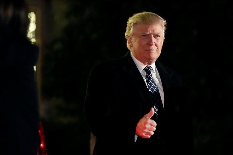 Trump describes call from Taiwanese leader as simply congratulatory