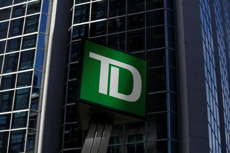 TD Securities Increases Toronto-Dominion Bank (TD) Price Target to C$72.00