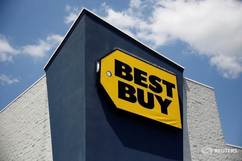 Best Buy's same-store sales beat estimates