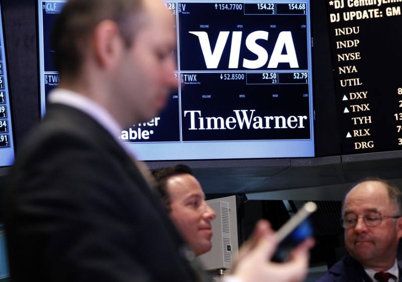 Visa CEO Charlie Scharf to resign