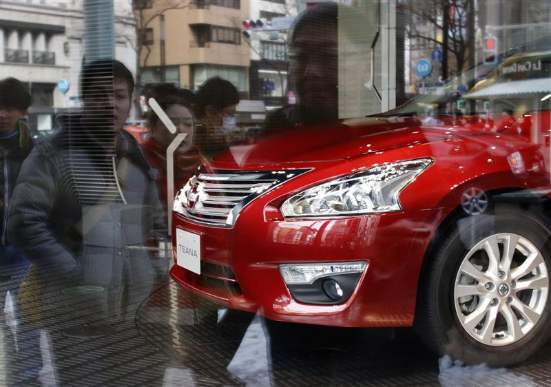 Nissan could sacrifice market share goal to boost for Marketing strategy of nissan motor company
