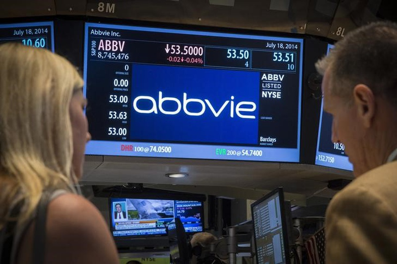 Hot Performer of the day: AbbVie Inc. (NYSE:ABBV)