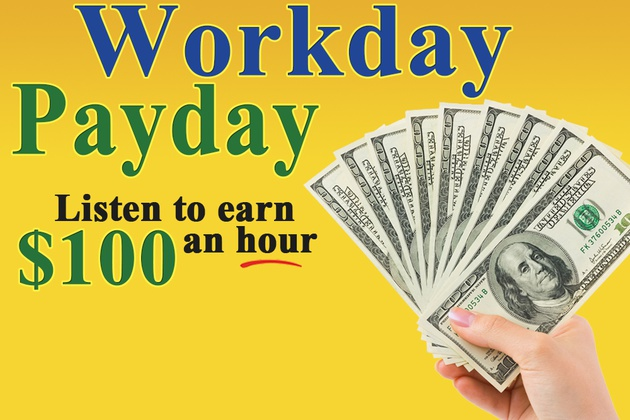 Workday Payday