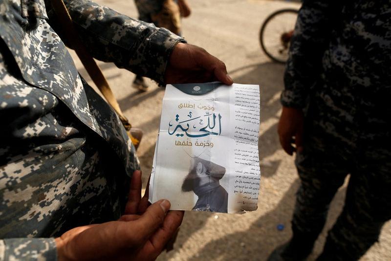 Iraq army force enter jihadist held Mosul
