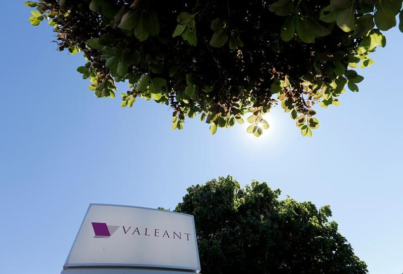 US charging former Valeant executive and former Philidor CEO