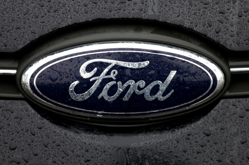 Ford to Idle Four Factories as Slowing Sales Bloat Inventory