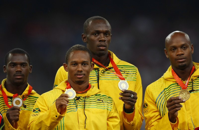 Bolt and Jamaica team mates ordered to return relay medals