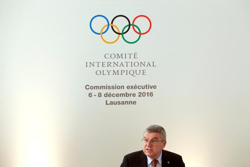 International Olympic Committee extends provisional measures against Russian Federation