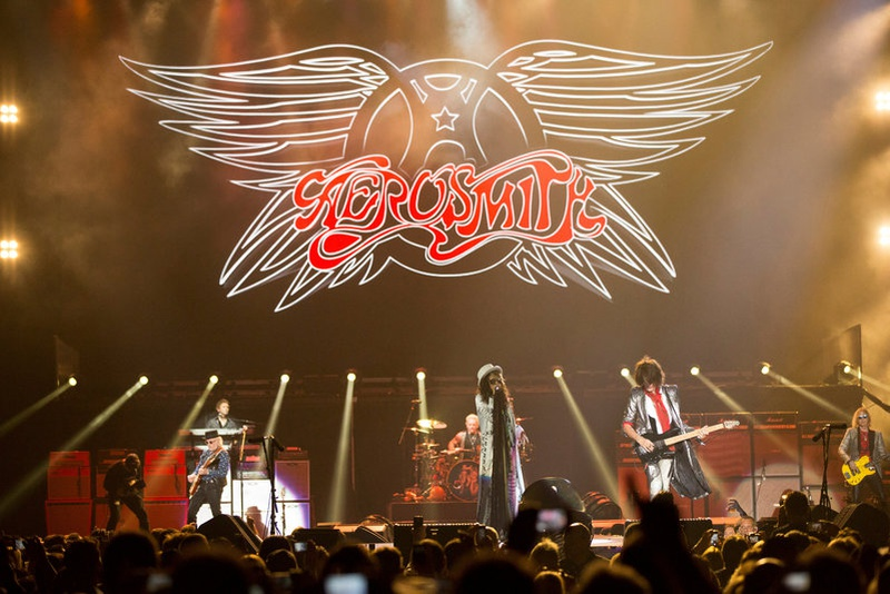 Is Aerosmith's Aero-Vederci Baby! Tour the Beginning of the Band's Farewell?
