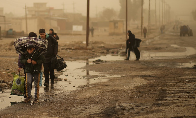 Recapture Of Mosul 'Possible' Before Next US Administration: Pentagon Chief