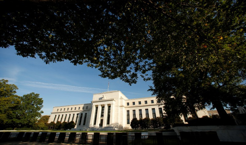 US economy grows a bit faster in September, Fed says