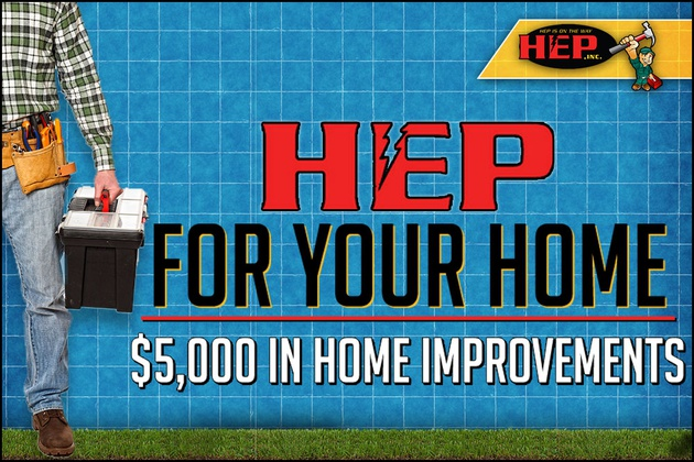 HEP For Your Home