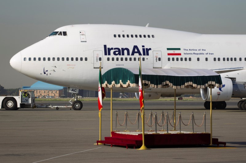 Boeing And Iran Air Sign Jetliner Contract Worth $16.6 Billion