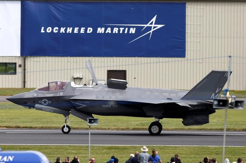 Lockheed, Pentagon reach deal on next 90 F-35s