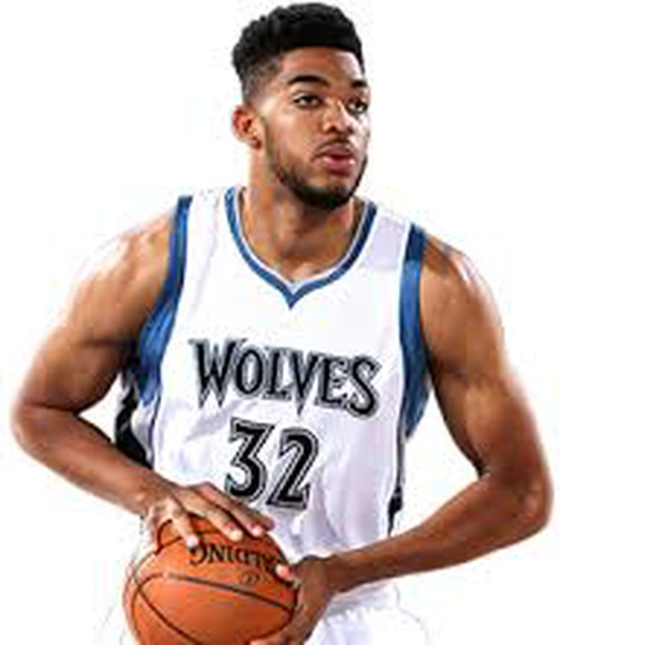 Towns is nba rookie of the year news classic rock 103 5 wimz