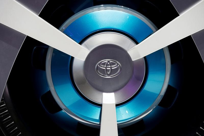 New Toyota In-House Vertical for Electric Vehicle Development