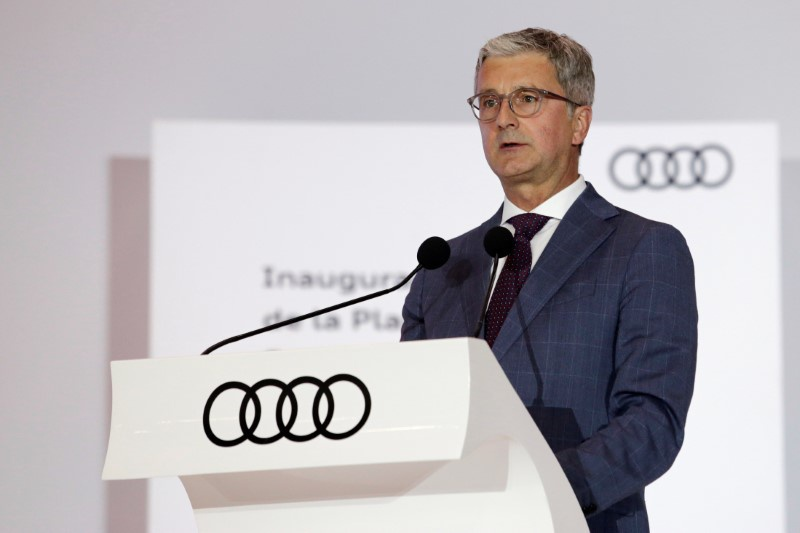 Audi automatic cars' software can distort emissions during testing, says VW