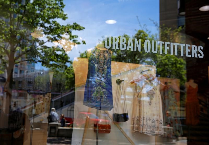 Urban Outfitters Inc. (URBN) General Counsel Sells $250087.00 in Stock