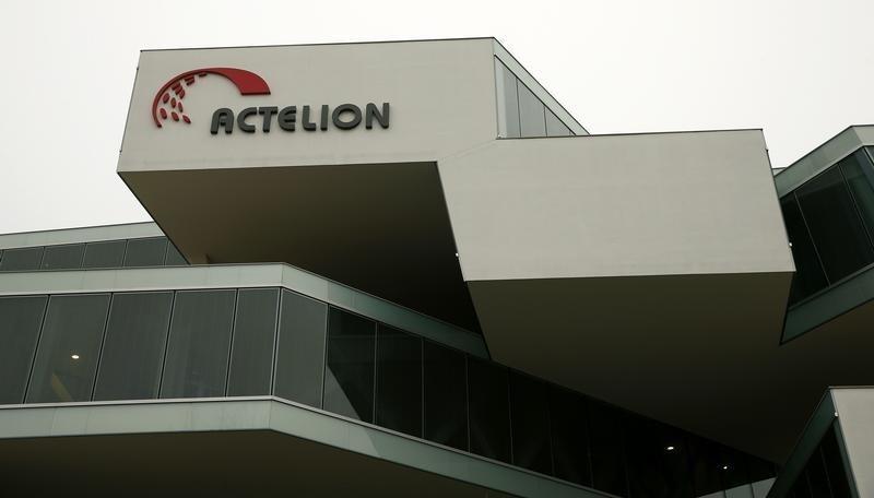 Johnson & Johnson in early talks to buy drugmaker Actelion