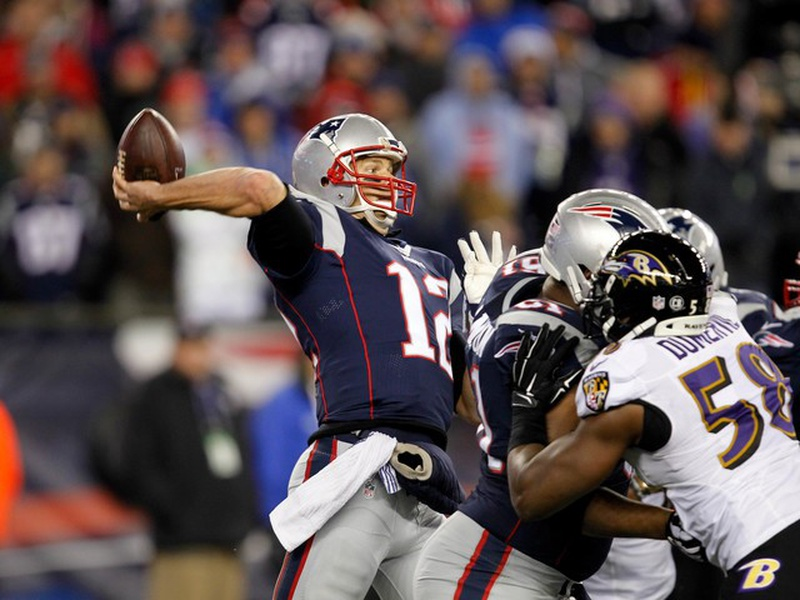 Brady comes through after Pats almost blow 20-point lead