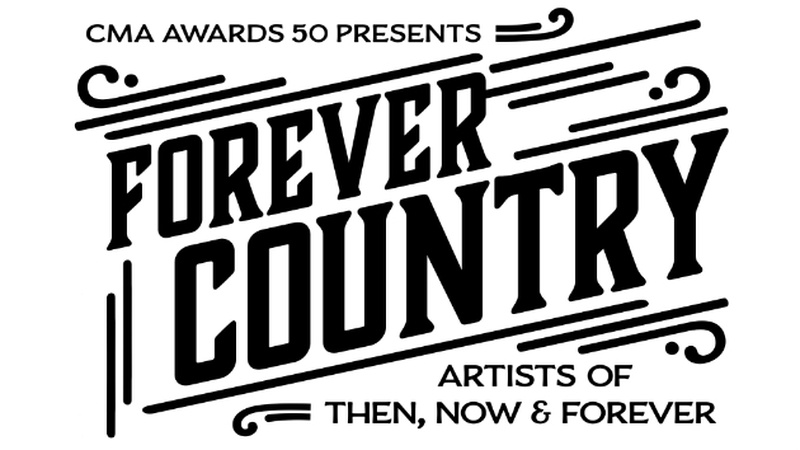 Hear 'Forever Country,' The CMA Awards' Star-Studded Country Medley