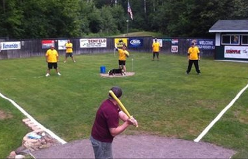 wiffle ball looking to break the guinness world record raise funds