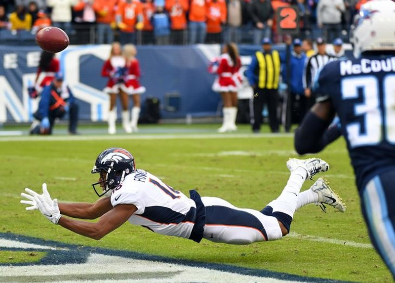 Broncos fall to 8-5 following 13-10 loss to Titans
