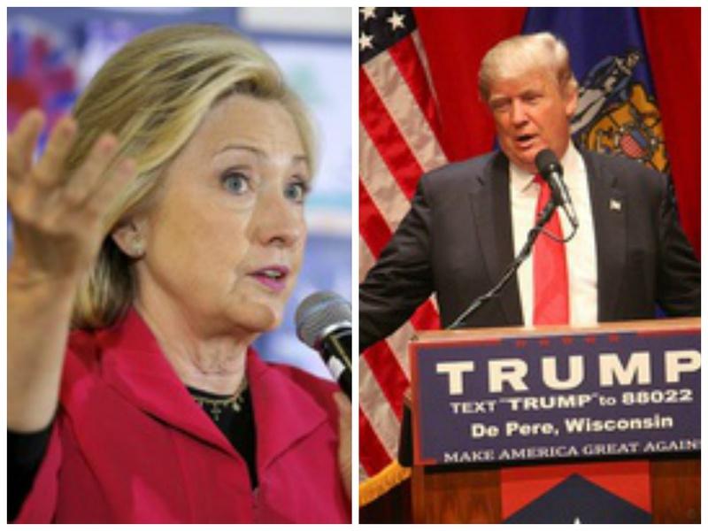 New Poll Puts Donald Trump Ahead of Hillary Clinton in Pennsylvania