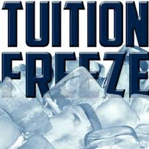 TUITION FREEZE