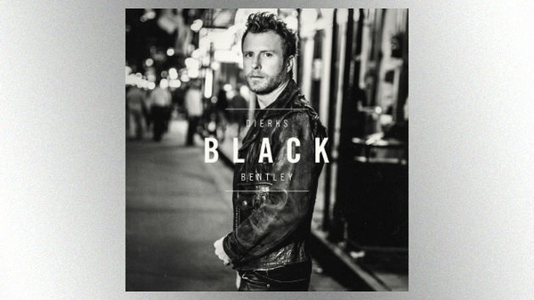 """This One's for the Girls: Dierks Bentley Leans on the Ladies on """"Black"""" - News - WIN 98.5 Your Country 