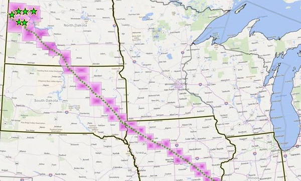 Dakota Access Pipeline owners sue protesters   | News | KFGO-790
