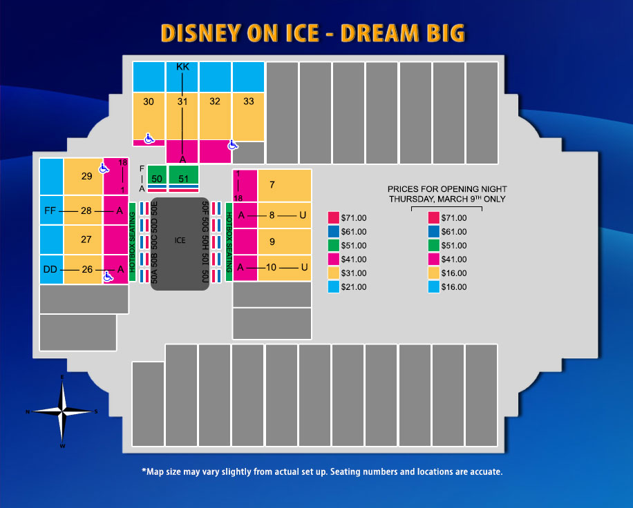 Disney On Ice  Y94  1 Hit Music  937 FM Fargo