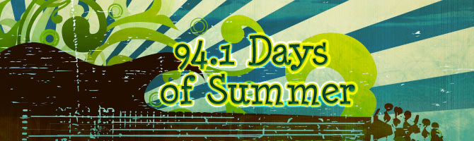 94.1 Days of Summer