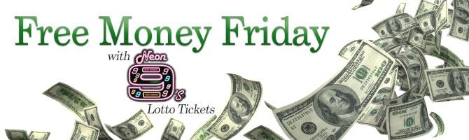 Free Money Friday