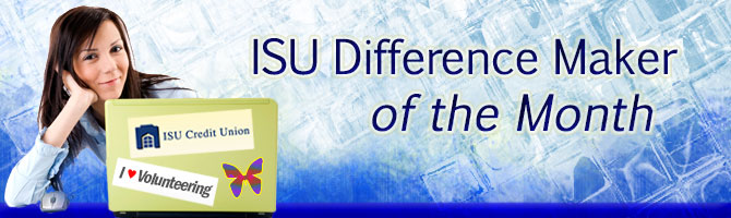 ISU Difference Maker of the Month