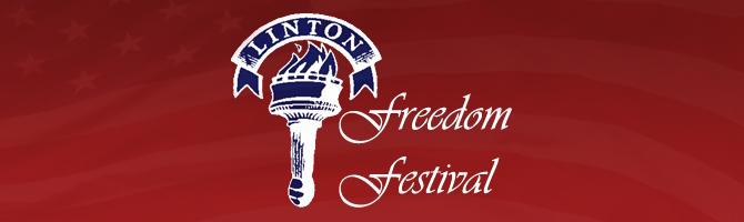 Annual Linton Freedom Festival & Parade