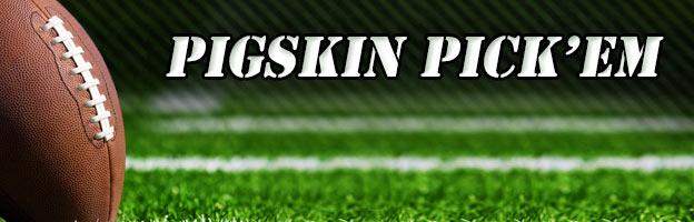 Q106 Pigskin Pick'em