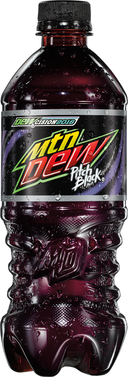 Image Gallery mountain dew pitch black