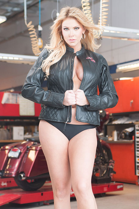 Fenton Nissan East >> 2017 Rock Babe Calendar | Miss June | Brittany | Classic Rock 103.5 WIMZ | Knoxville, TN
