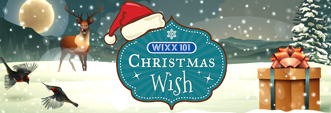 Nominate a Family | WIXX Christmas Wish | 101 WIXX | Your Hit Music ...