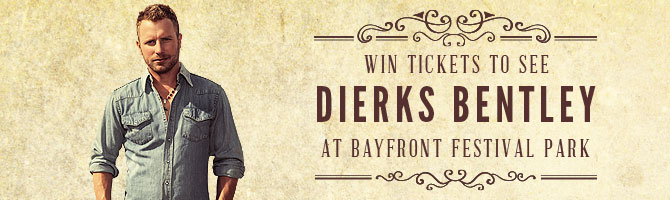 Dierks Bentley Banner
