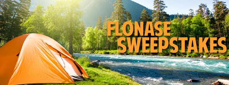 Flonase Sweepstakes | Classic Rock 103 5 WIMZ | Knoxville, TN