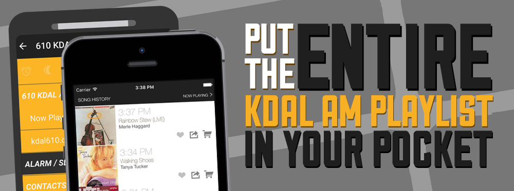 Get the 610 KDAL-AM App | 610 AM 103 9 FM KDAL News, Weather, Sports