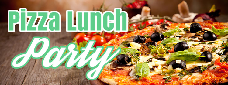 PIzza Lunch - May 25, 2018 at MMES Cafeteria, Mesa |Lunch Series Pizza