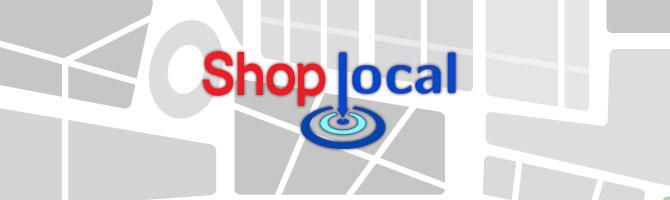 Shop Local Banner