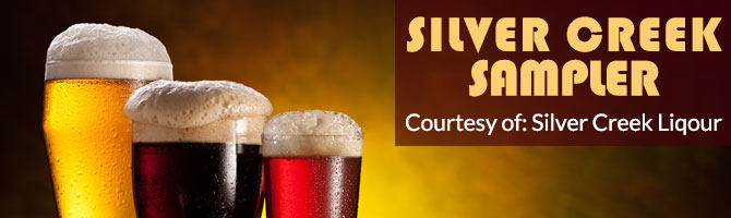 Silver Creek Sampler Banner
