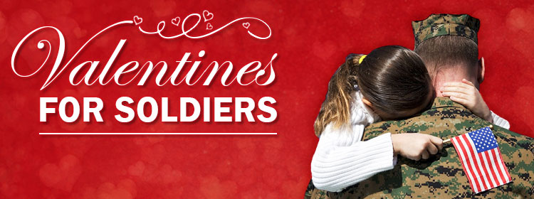 Valentines for Soldiers  WDEZ 1019 FM  Great Country  Wausau WI