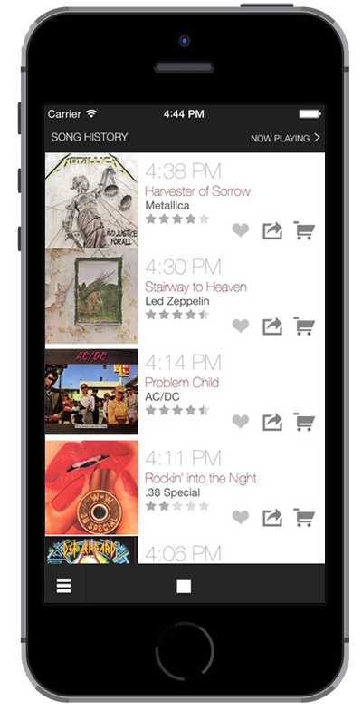 Mobile App | Classic Rock 103 5 WIMZ | Knoxville, TN